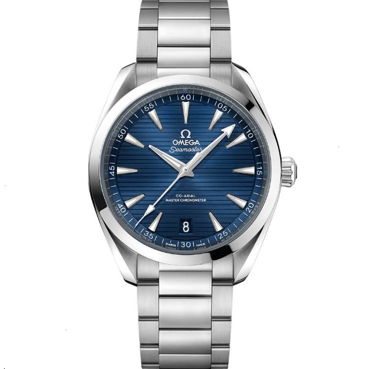 Replica Omega Seamaster Aqua Terra 150M Steel Blue Dial 220.10.41.21.03.004