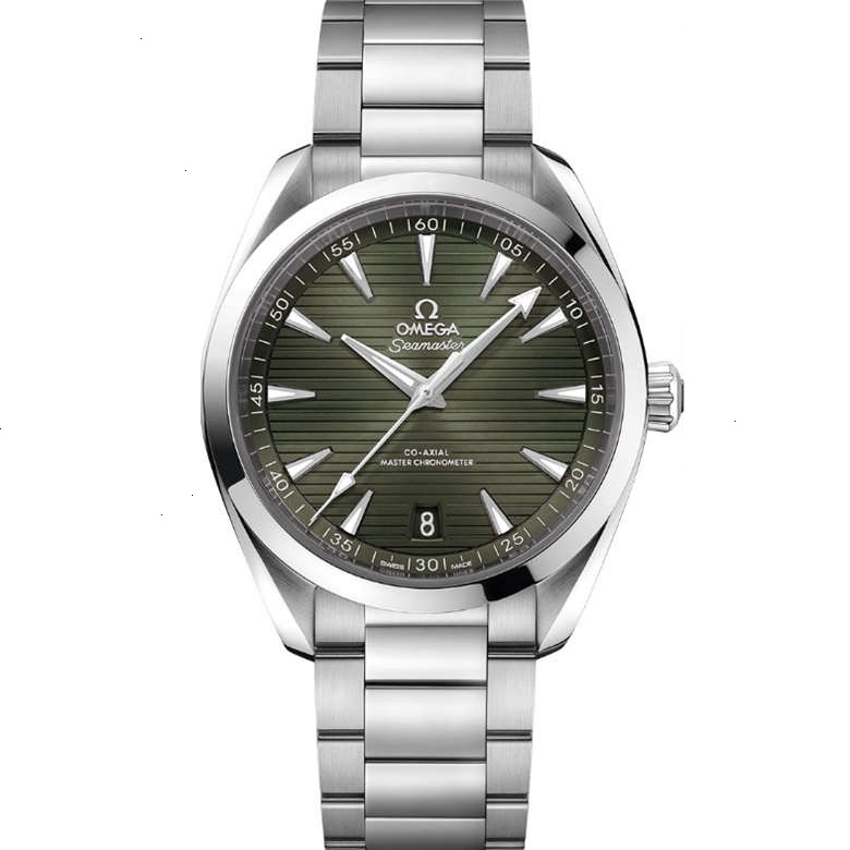 Replica Omega Seamaster Aqua Terra 150M Green Dial 220.10.41.21.10.001