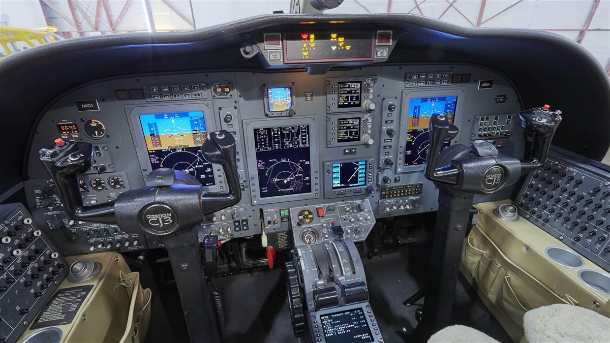 Cessna Citation CJ3 Living Legend  AOPA