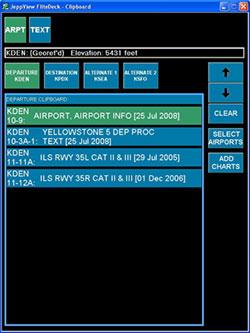 The new jeppesen interface  jeppview flightdeck terminal chart viewer also simplifies flitedesk aopa rh