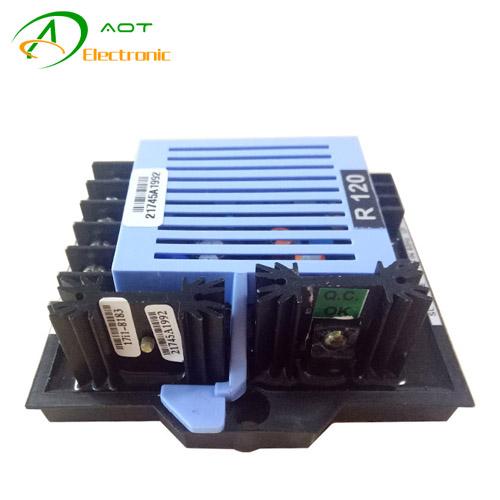 Wiring Diagram Of Automatic Voltage Regulator