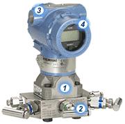 Rosemount 3051 Pressure Transmitters