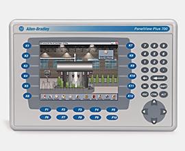 PanelView-Plus 700-Terminals