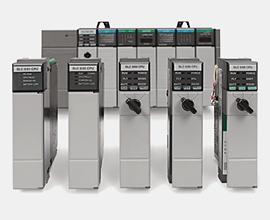 ALLEN-BRADLEY SLC 500 PLC SYSTEM