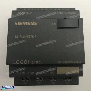 Siemens Logo PLC 6ED1052-2HB00-0BA6