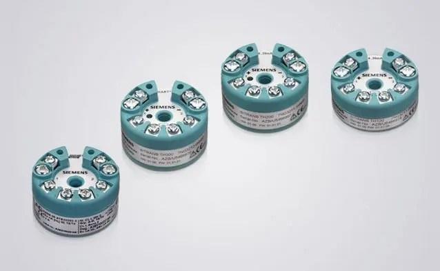 Siemens SITRANS TH Temperature Measurement