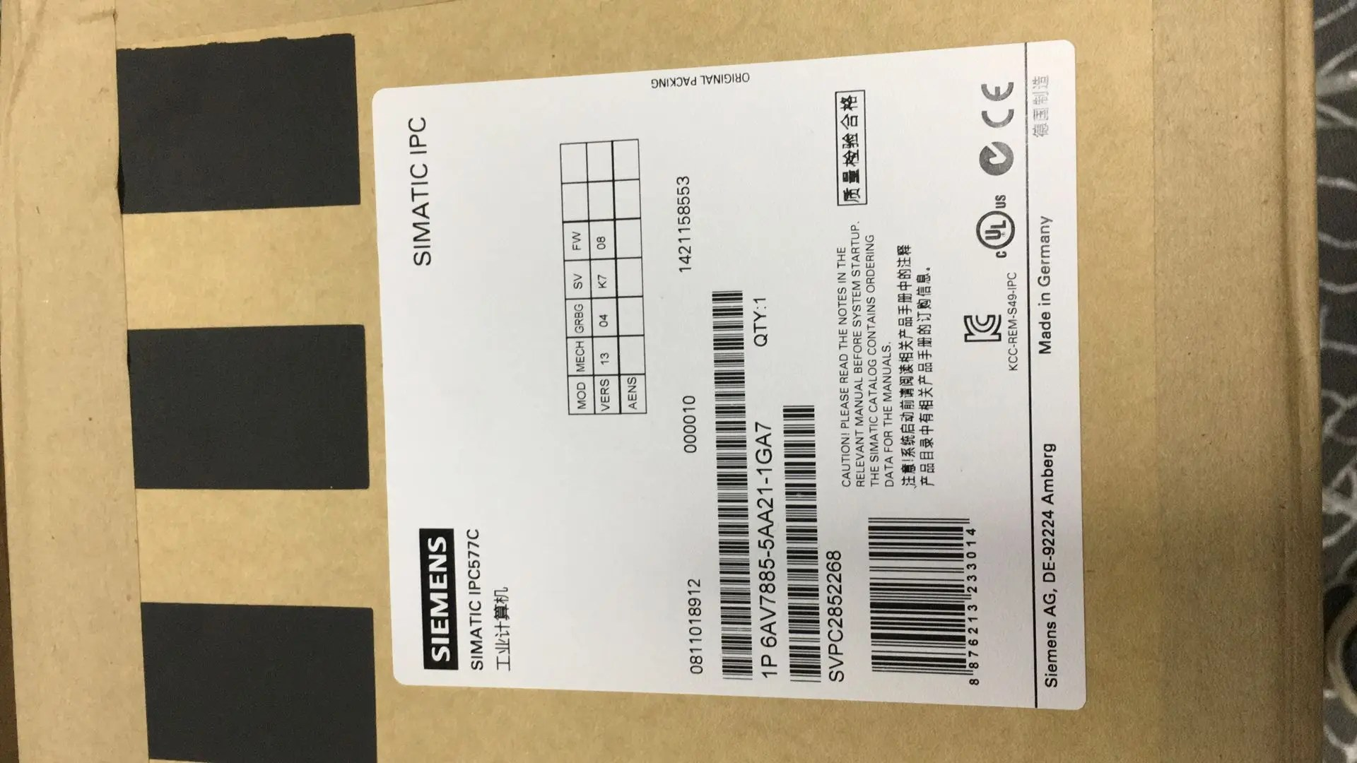 6AV7802-1BC31-0AB0