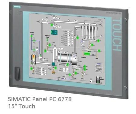 Panel PC 677B