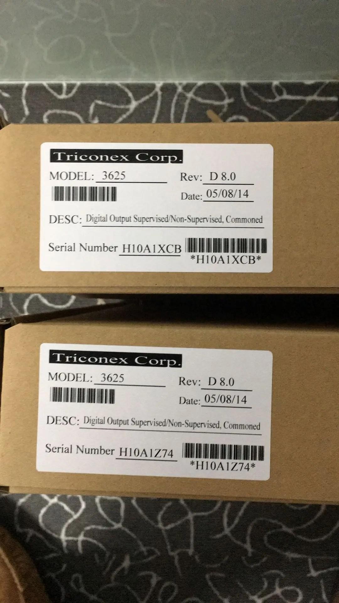 Triconex 3625