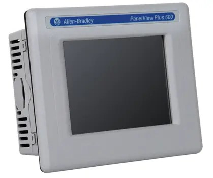 PanelView Plus 600