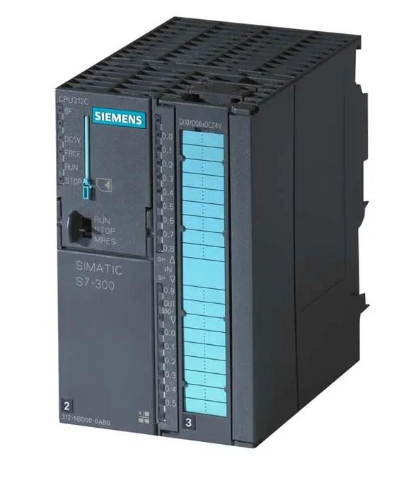S7-300 CPUs