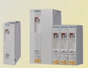 SIEMENS SIMOVERT MASTER Vector Control AC DRIVES
