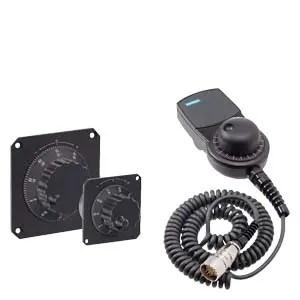 Electronic handwheel