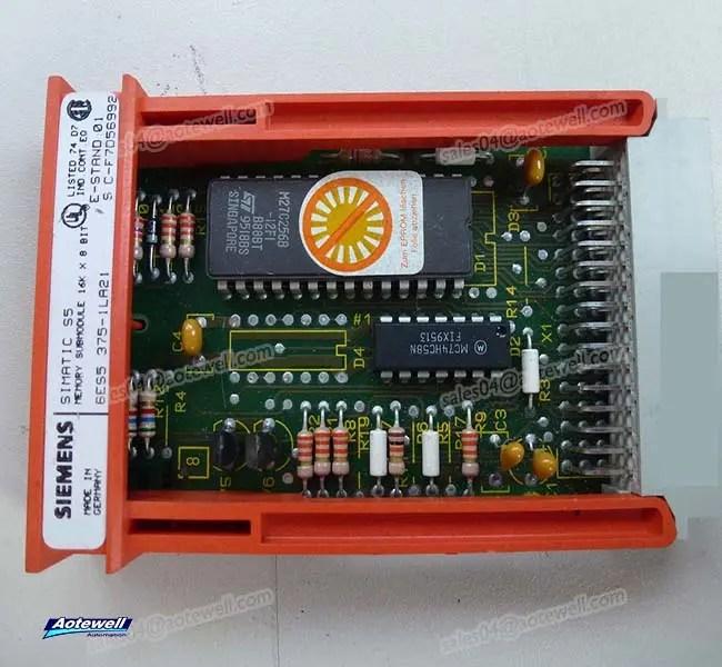 Siemens Simatic S5 135U Analog OUT,6ES5470-4UC12,6ES5 470-4UC12,E:05