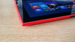 Nokia Lumia 2520 Screen