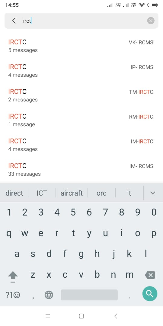 [IRCTC] | Forgot Irctc username or Email id? How to recover it? 3