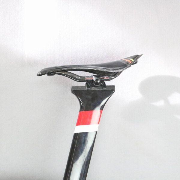 700C Complete Bike TT Bicycle Time Trial Triathlon Carbon Fiber Carbon Black Painting Frame with DI2 R8060 groupset 4