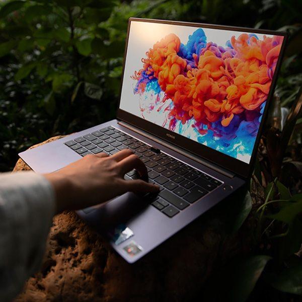 Global Version Honor MagicBook 14 Laptop 14.0'' FHD AMD Ryzen 5 3500U 8GB 256GB SSD 65W Fast Charger Windows 10 Laptops 6