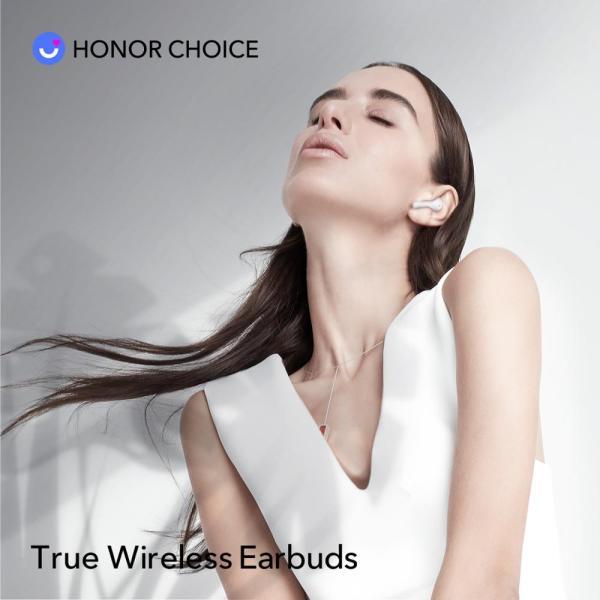 In Stock Honor Choice True Wireless Earbuds Wireless Bluetooth Earphone Bluetooth 5.0 Noise Reduction Earphone Dual-microphone 2