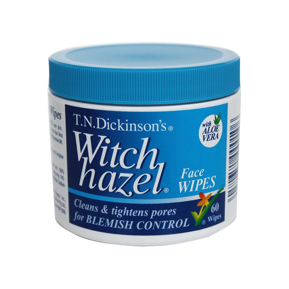 Tn Dickinson Witch Hazel Face Wipes 60 | eBay