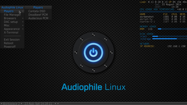 Install instructions v3 0 | AudioPhile Linux