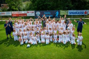 fußball camps