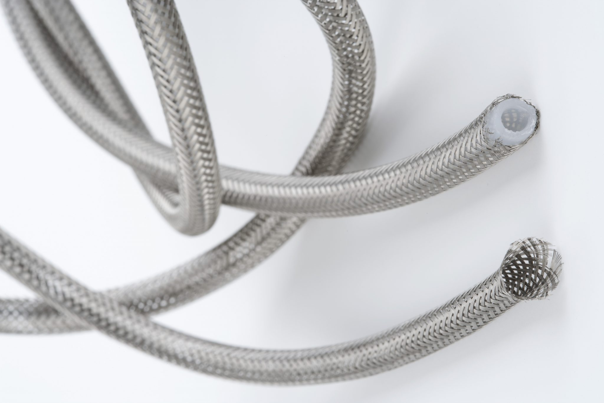 Braided Tubing For Medical Application