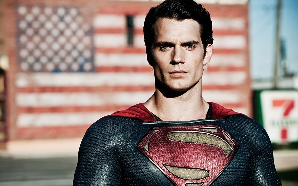 Cavill - superman