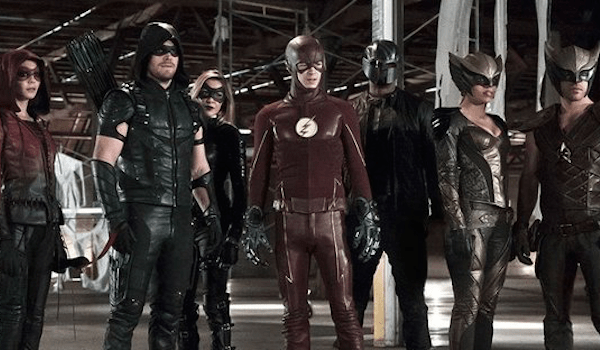 Best Team-Up- Flash and Arrow