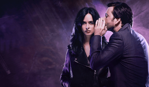 New Series- Jessica Jones