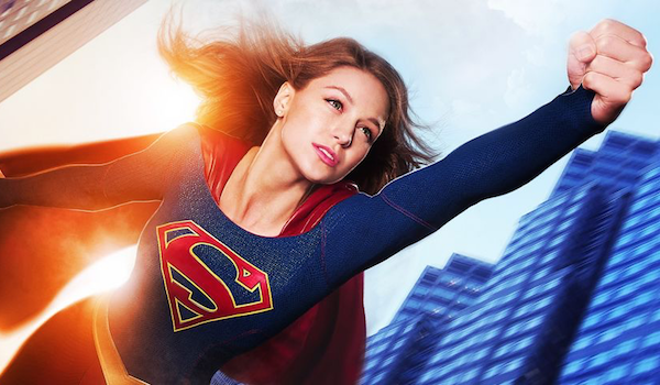 New Series- Supergirl