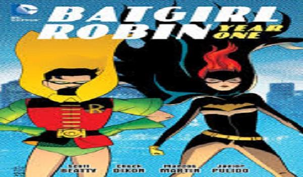 batgirlandrobin