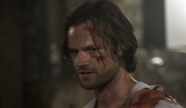 """Supernatural -- """"Mamma Mia"""" -- SN1202b_0078.jpg -- Pictured: Jared Padalecki as Sam -- Photo: Katie Yu/The CW -- © 2016 The CW Network, LLC. All Rights Reserved"""