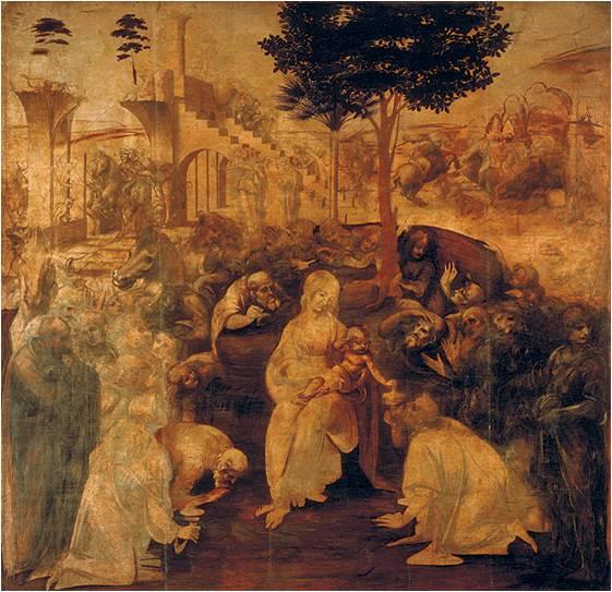 Approfondimento Specialistico: 29 Maggio 2017  L'Adorazione Dei Magi Di Leonardo E Filippino Lippi A Confronto