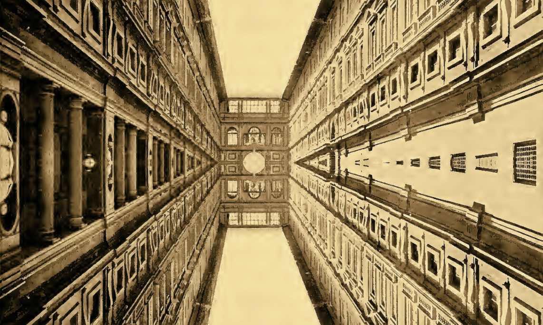 Uffizi 900 Simmetria