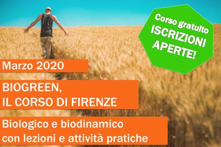 Biogreen cover Firenze 2020