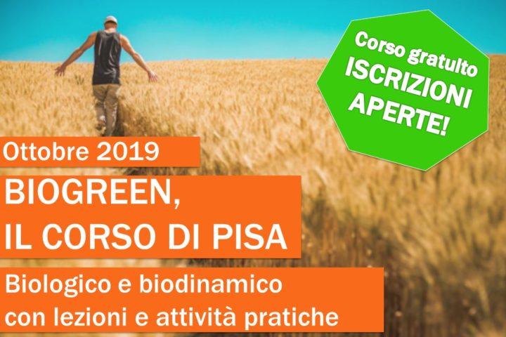 Biogreen cover Pisa ottobre 2019