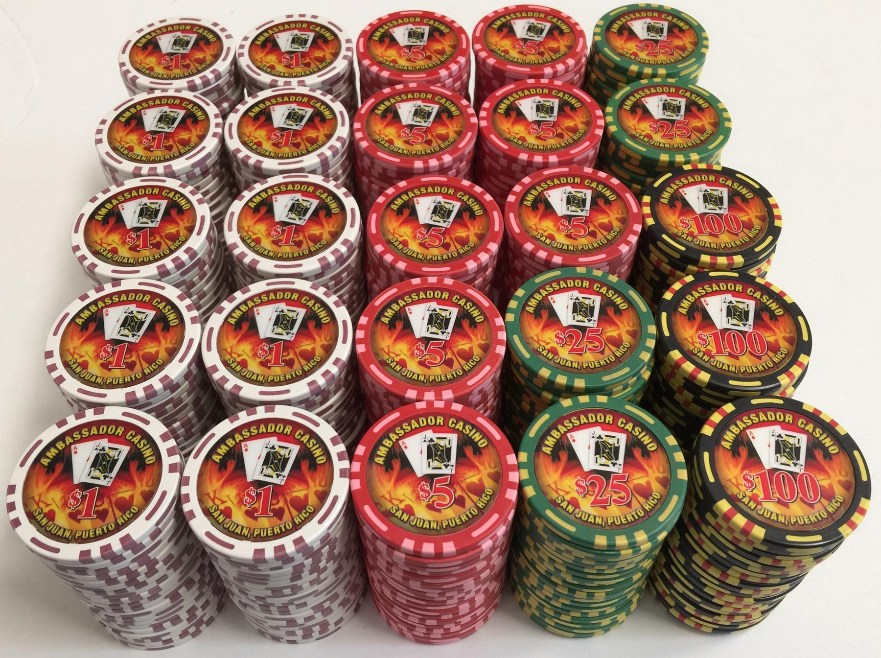 Casino Pokerchips