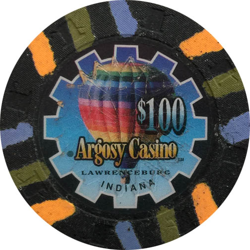 Argosy Paulson Poker Chip Set