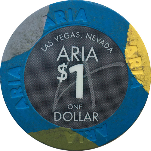 Aria $1 Las Vegas Casino Chip