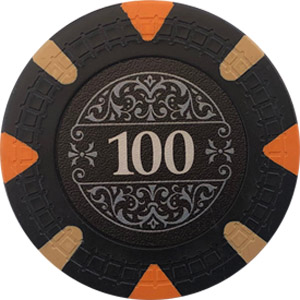 Bank 18xx Board Game Poker Chip