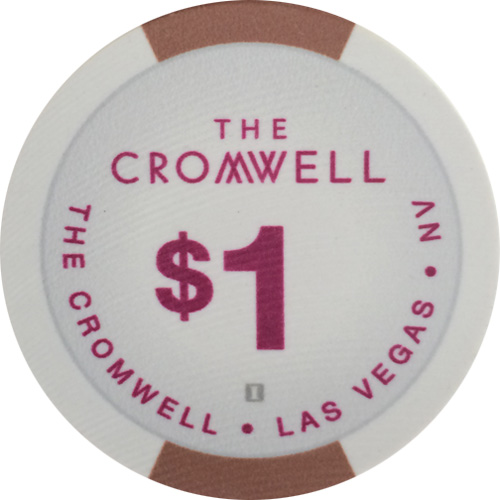 Cromwell $1 Las Vegas Casino Chip