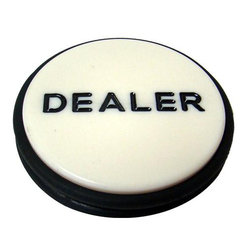 Dealer Puck Button