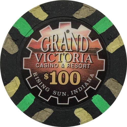 grand victoria casino poker