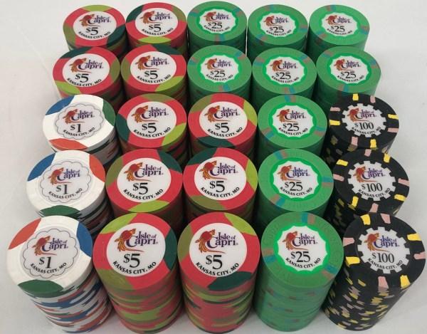 Isle Of Capri Casino Chips