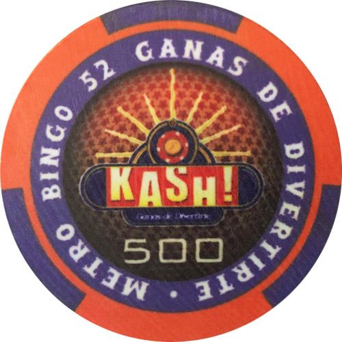 Kash Casino Ceramic Huxley Poker Chip Set
