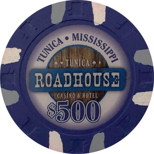 Roadhouse Casino Paulson Poker Chips
