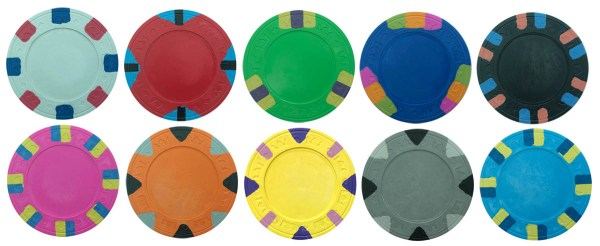 Royal Blank Poker Chips