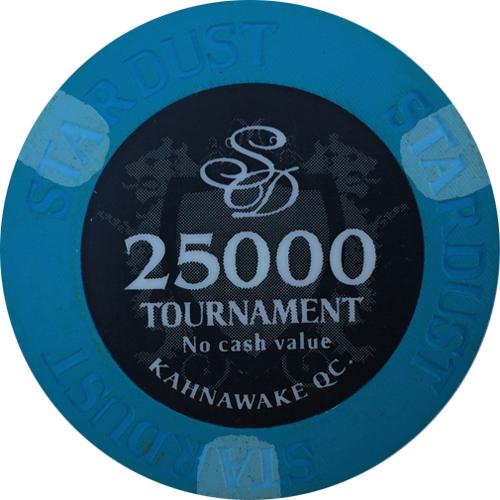 Stardust Paulson Poker Chip