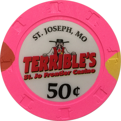 Terribles Paulson Poker Chips